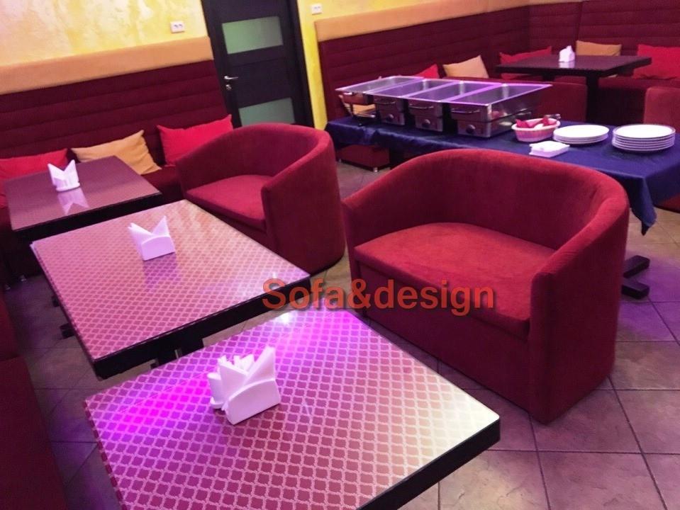43nr54 - Мягкая мебель для клубов