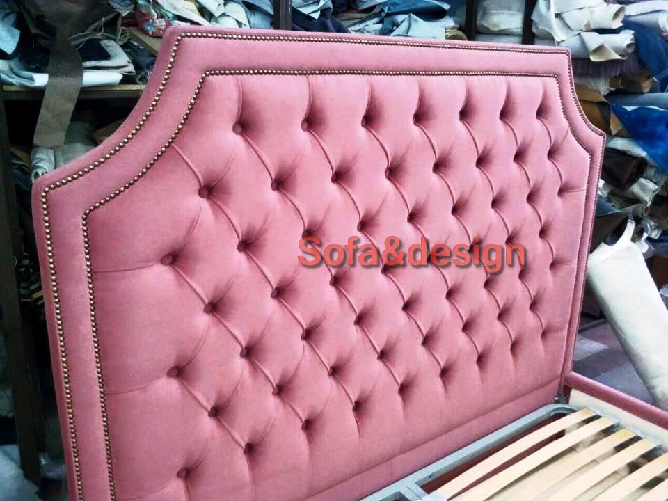 482490 n - Мягкая кровать под заказ