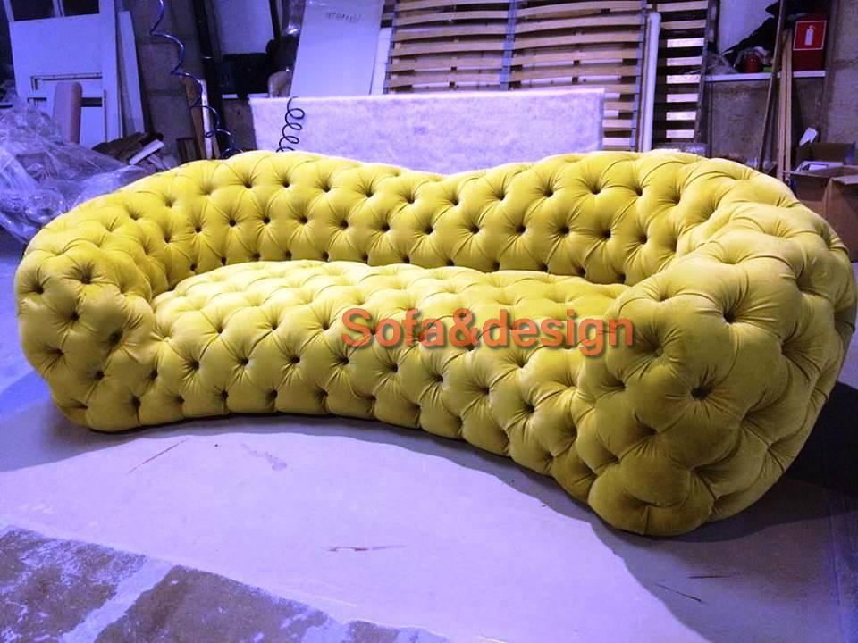 720 n - Индивидуальный диван на заказ