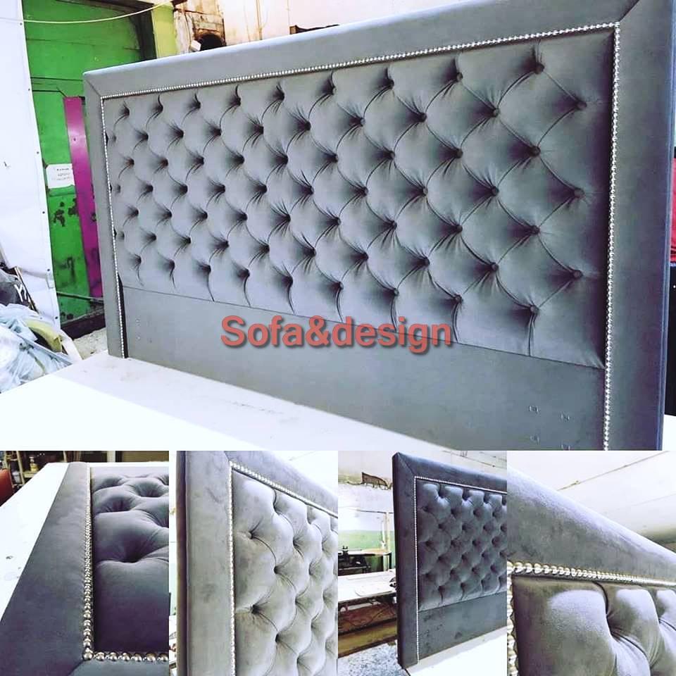 78shh98d - Мягкая кровать под заказ