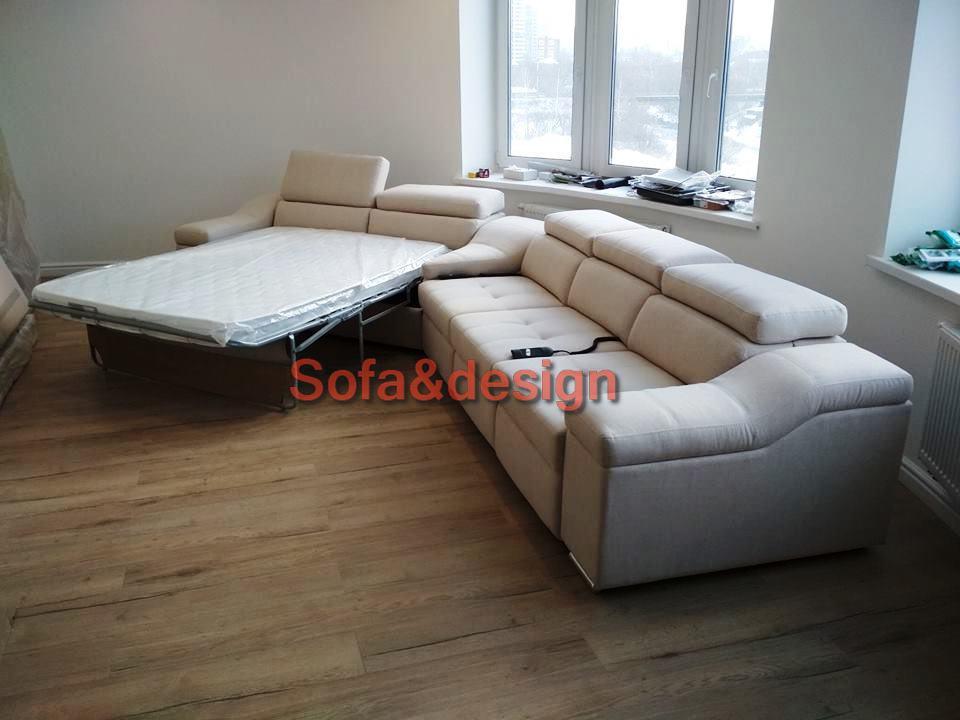 792 n - Индивидуальная мягкая мебель