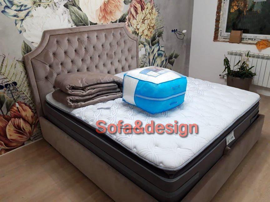 855360 n - Мягкая кровать под заказ