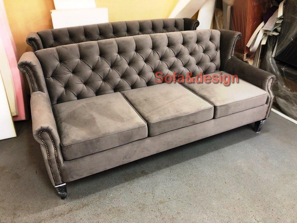 aln7 - Прямой диван на заказ