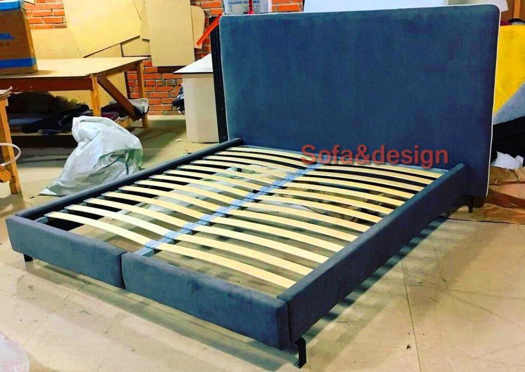 bnm67 1024x726 - Мягкая кровать под заказ