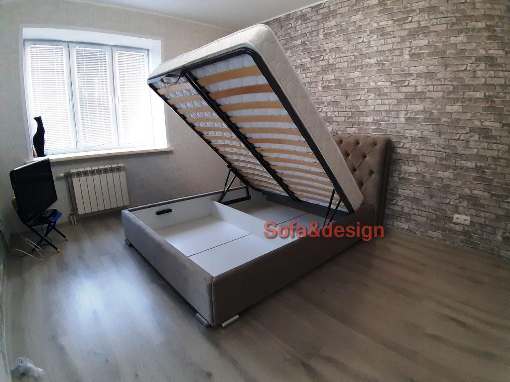 dfg54 1024x768 - Мягкая кровать под заказ