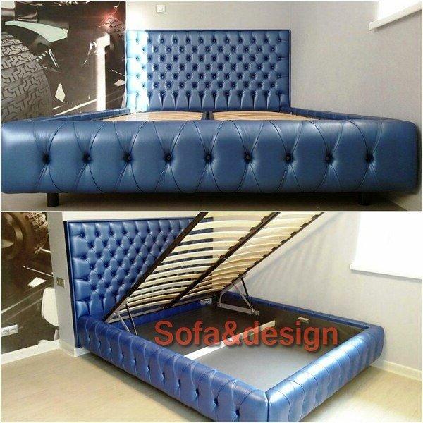 eaokn - Мягкая кровать под заказ