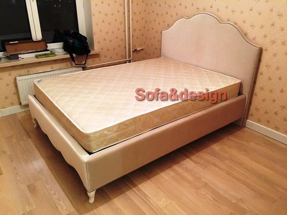 ftj57 - Мягкая кровать под заказ