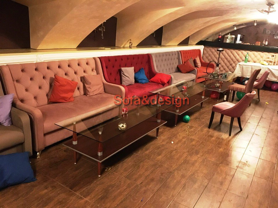 keg65 - Мягкая мебель для клубов