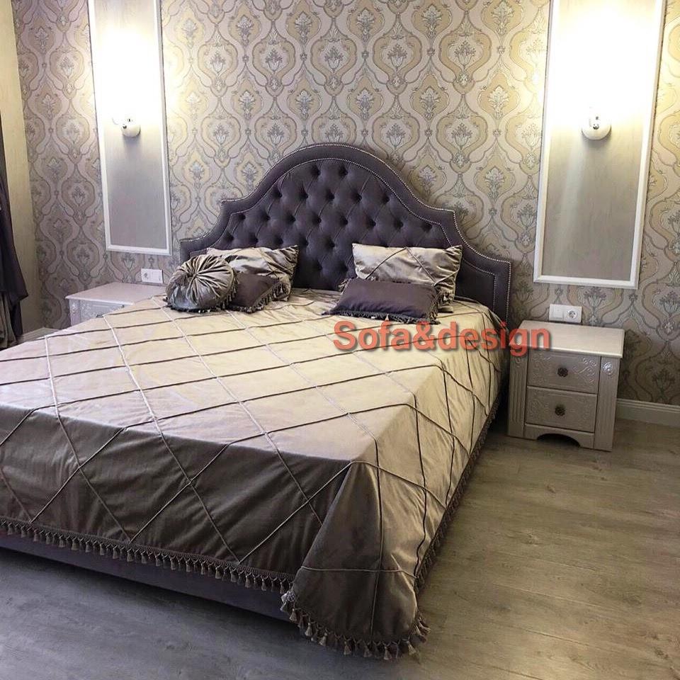 ku tg7 - Мягкая кровать под заказ