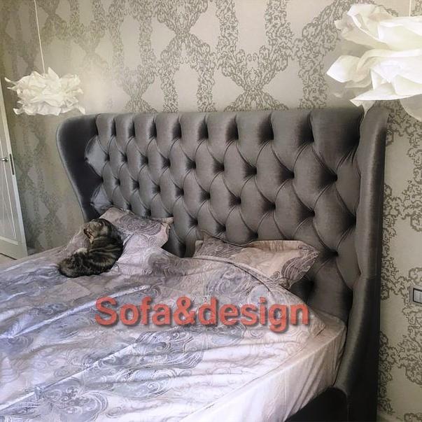 kufg - Мягкая кровать под заказ