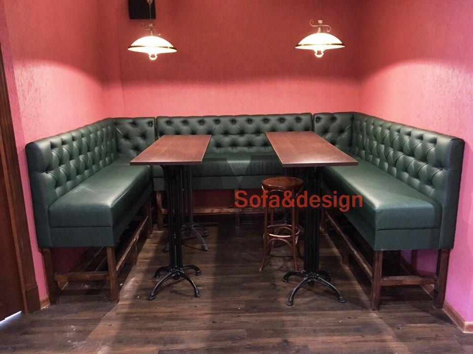 nko56 - Мягкая мебель для клубов