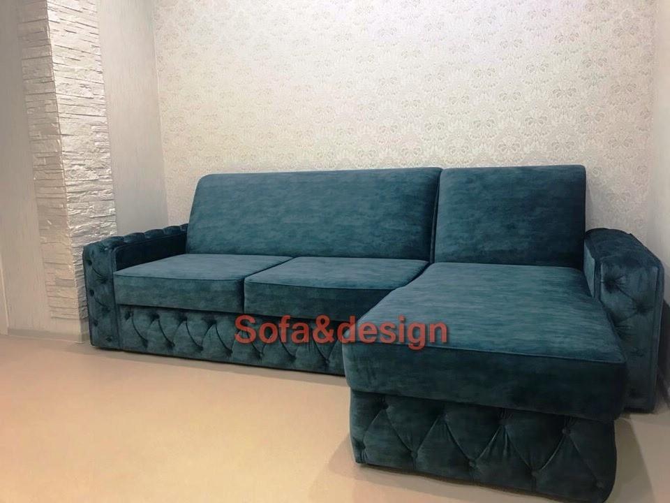 trnui6k5 - Нестандартный диван на заказ
