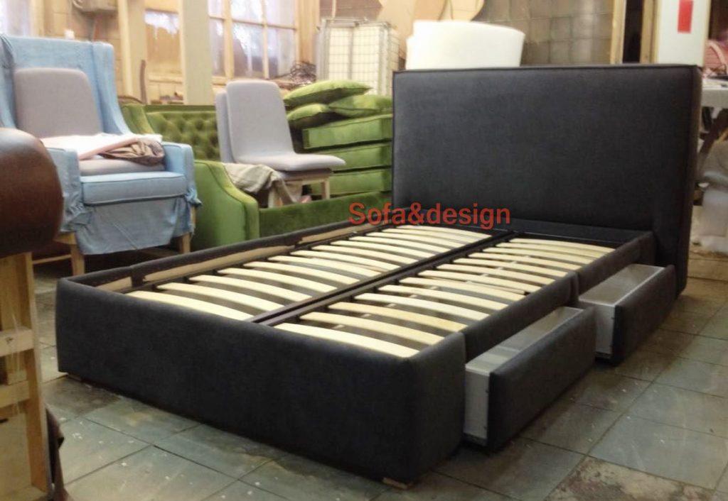 ukpr3 1024x706 - Мягкая кровать под заказ